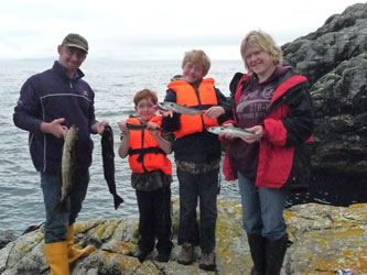 Hebridean Fishing Experience